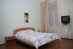 1-комнатная квартира посуточно в Киеве. Шевченковский район, ул. Пушкинская, 31б. Фото 1