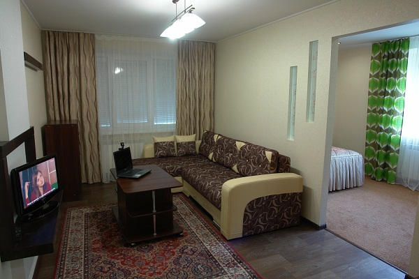 2-комнатная квартира посуточно в Трускавце. ул. Ивасюка, 3. Фото 1