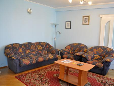 2-комнатная квартира посуточно в Киеве. Печерский район, б-р Леси Украинки, 28. Фото 1