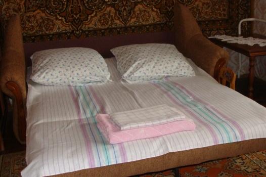1-комнатная квартира посуточно в Феодосии. ул. Старшинова, 27. Фото 1