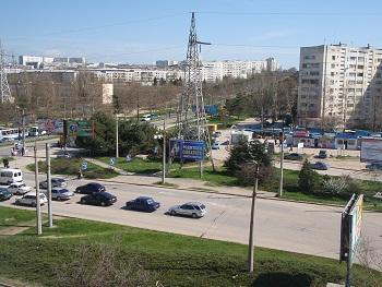 Однокомнатная квартирапосуточно в Севастополе, Ленинский район, пр-т Острякова, 92