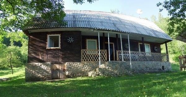 Дом  посуточно в Хусте. с. Кричово, присёлок Росоши. Фото 1