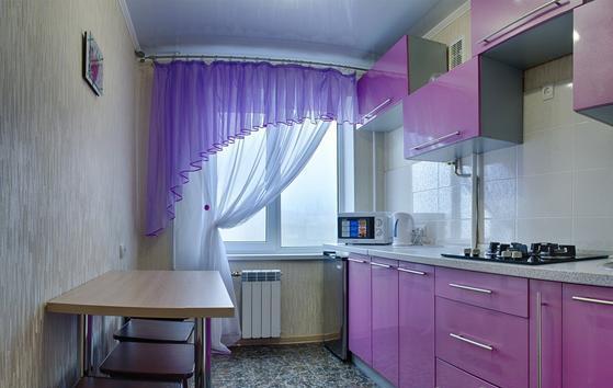 Двухкомнатная квартирапосуточно в Мариуполе. Центральный район, пр-т Ленина, 97. Фото 1