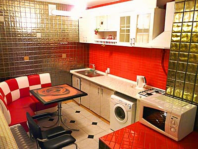 2-комнатная квартира посуточно в Киеве. Печерский район, б-р Леси Украинки, 7. Фото 1