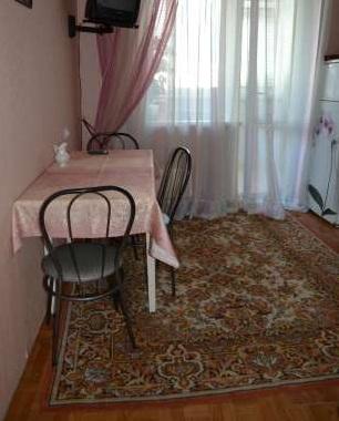 Однокомнатная квартирапосуточно в Севастополе, Гагаринский район, ул. Кесаева, 15