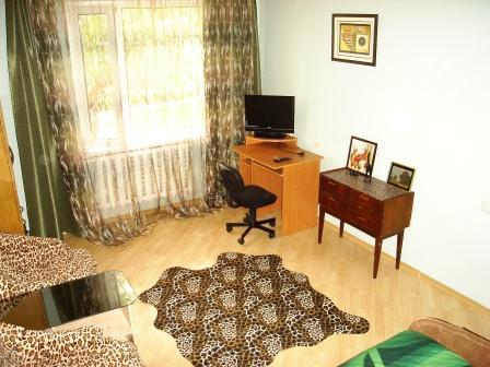 1-комнатная квартира посуточно в Одессе. Приморский район, пер. Экономический, 1. Фото 1