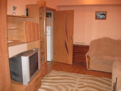 Однокомнатная квартирапосуточно в Партените. ул. Парковая, 6. Фото 1