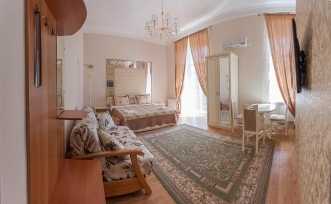 Мини-отель  посуточно в Харькове. Киевский район, ул. Сумская, 46. Фото 1