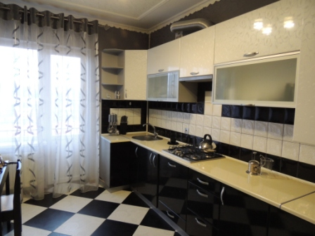 Двухкомнатная квартирапосуточно в Трускавце. ул. Стебницкая, 23а. Фото 1
