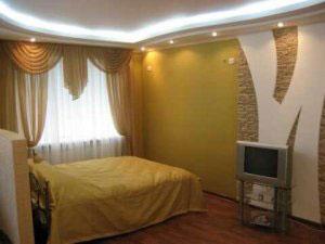 1-комнатная квартира посуточно в Донецке. Ворошиловский район, ул. Университетская, 29. Фото 1