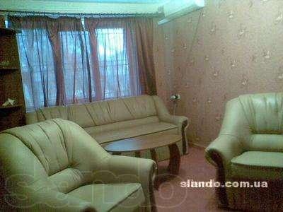 Трехкомнатная квартирапосуточно в Феодосии, Феодосия . Фото 1