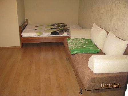 1-комнатная квартира посуточно в Виннице. Ленинский район, ул. Келецкая, 12 А. Фото 1