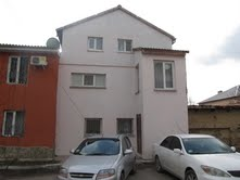 1-комнатная квартира посуточно в Феодосии. ул. Строительная, 1. Фото 1