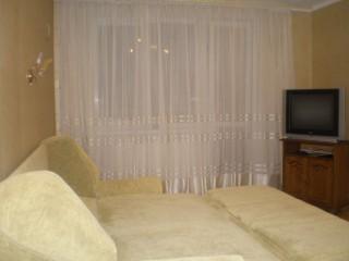 1-комнатная квартира посуточно в Одессе. Киевский район, ул. Авдеева-Черноморского , 2Б. Фото 1