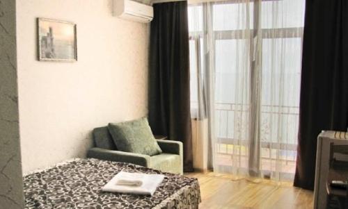 Мини-отель посуточно в Феодосии. Черноморская набережная, 36. Фото 1