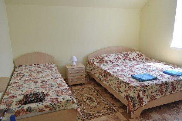 Міні-готель подобово у Лазурному, вул. Степова, 63. Фото 1